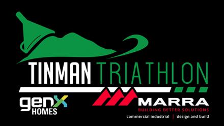 Tinman Triathlon logo