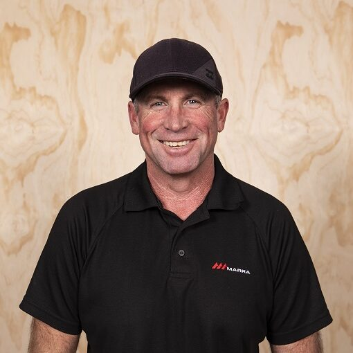 Aaron McCormick Construction Manager